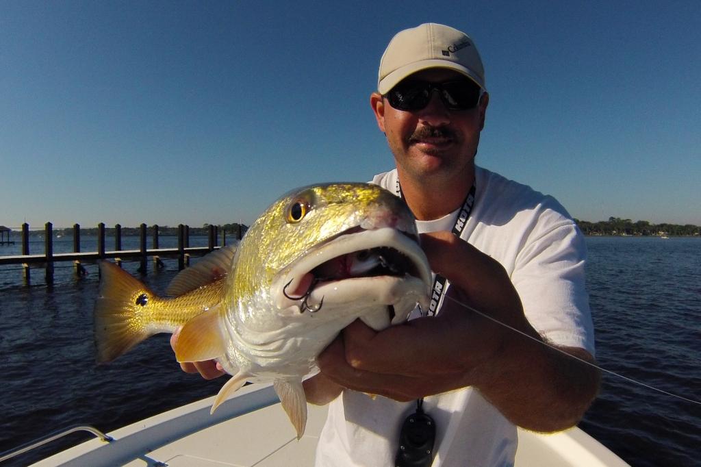 Daytona Beach Redfish Fishing